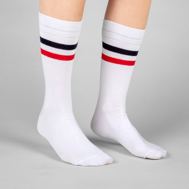 Socks Double Stripes