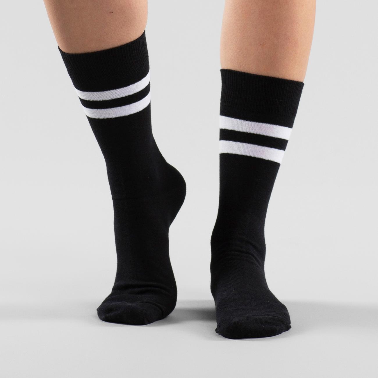 Socks Sigtuna Double Stripes