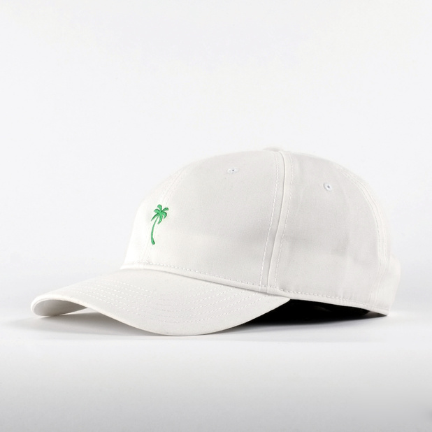 Sport Cap Palm White