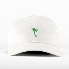 Sport Cap Palm White