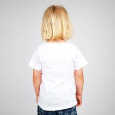T-shirt Baby Astrid White
