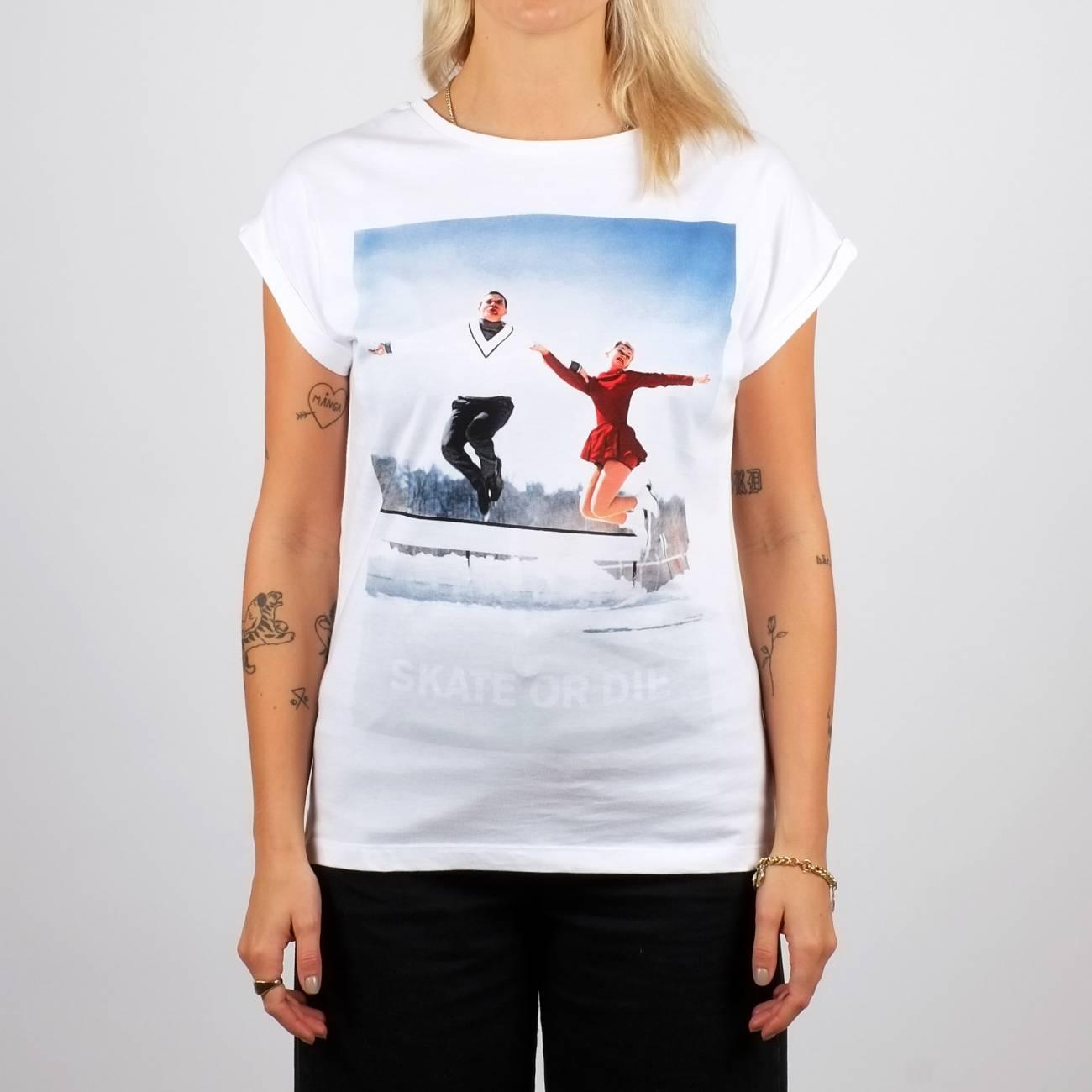 T-shirt Visby Skate or Die
