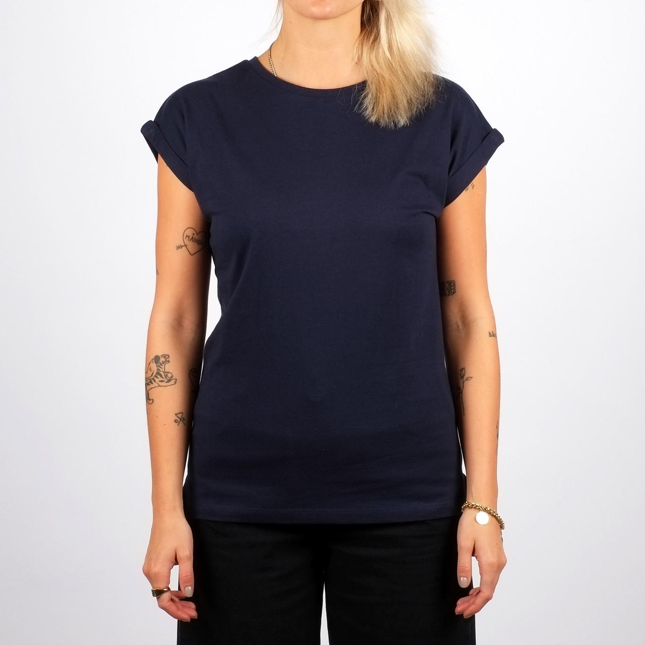 T-shirt Visby Navy