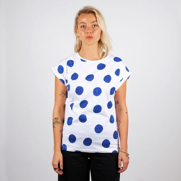 T-shirt Visby Big Dots