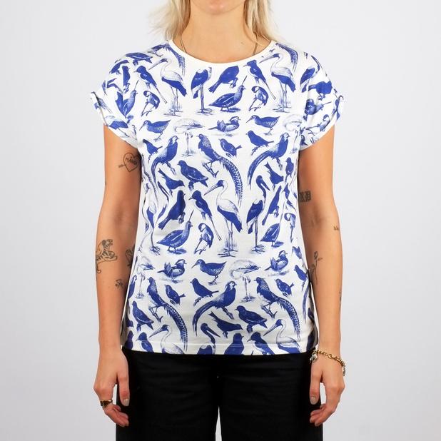 T-shirt Visby Blue Birds