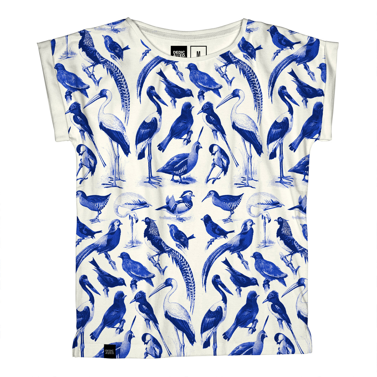T-shirt Visby Blue Birds