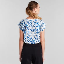 Visby T-shirt Blue Birds