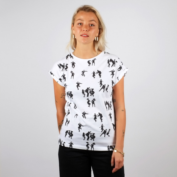 T-shirt Visby Dance People