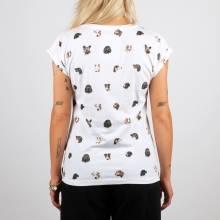 T-shirt Visby Dog Pattern