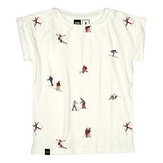 Visby T-shirt Ski People