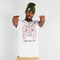 T-shirt Stockholm Rainbow Vibes