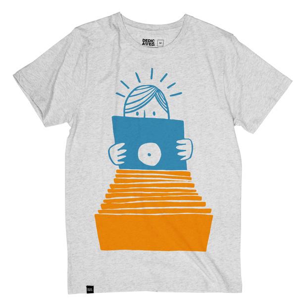 T-shirt Stockholm Crate Digger