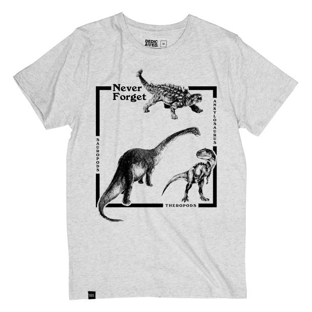 Stockholm T-shirt Never Forget