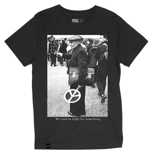 Stockholm T-shirt Peace and Harmony