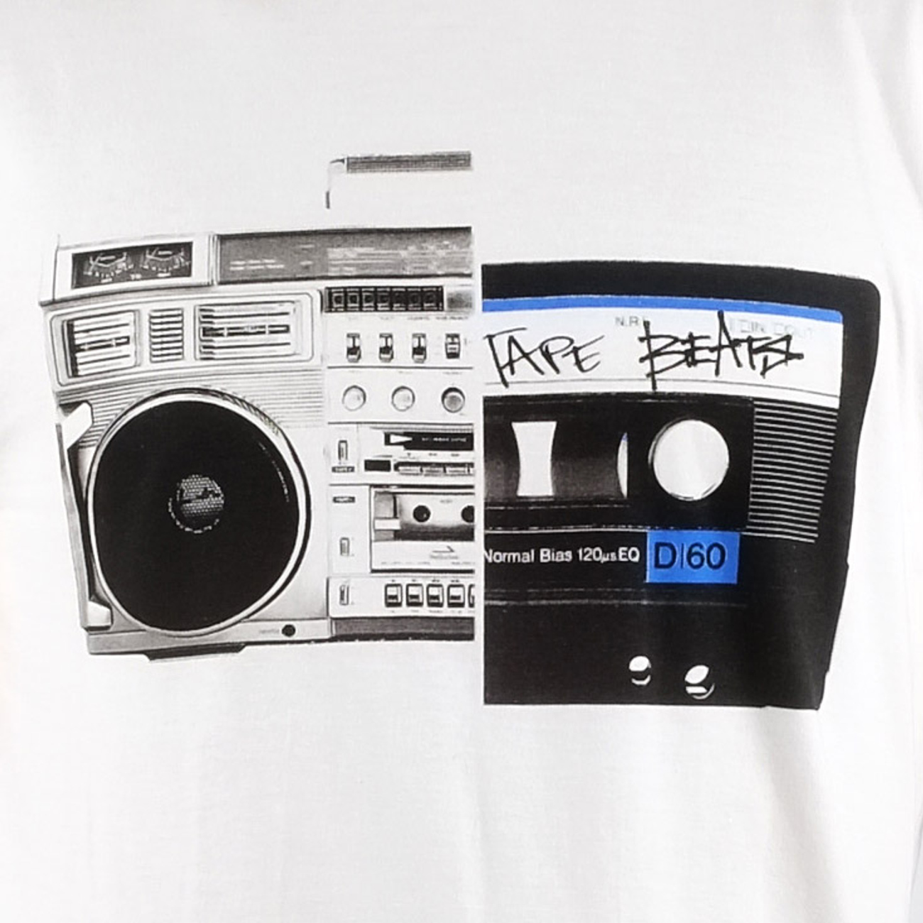 Stockholm T-shirt Tape Split