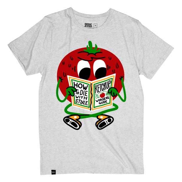 Stockholm T-shirt Ketchup Guide