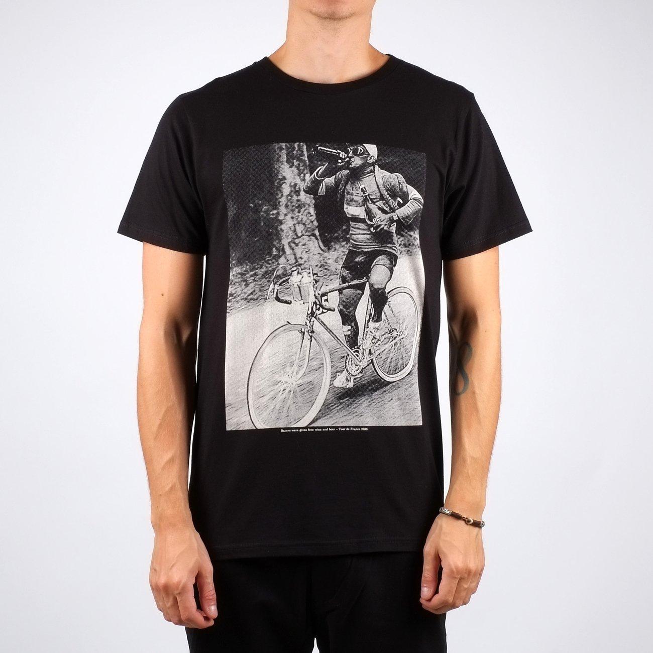 Stockholm T-shirt Beer Biker