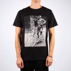 T-shirt Stockholm Beer Biker