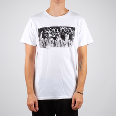 T-shirt Stockholm Smoke Bikers
