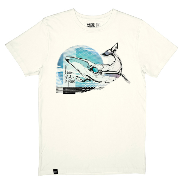 Stockholm T-shirt Whale