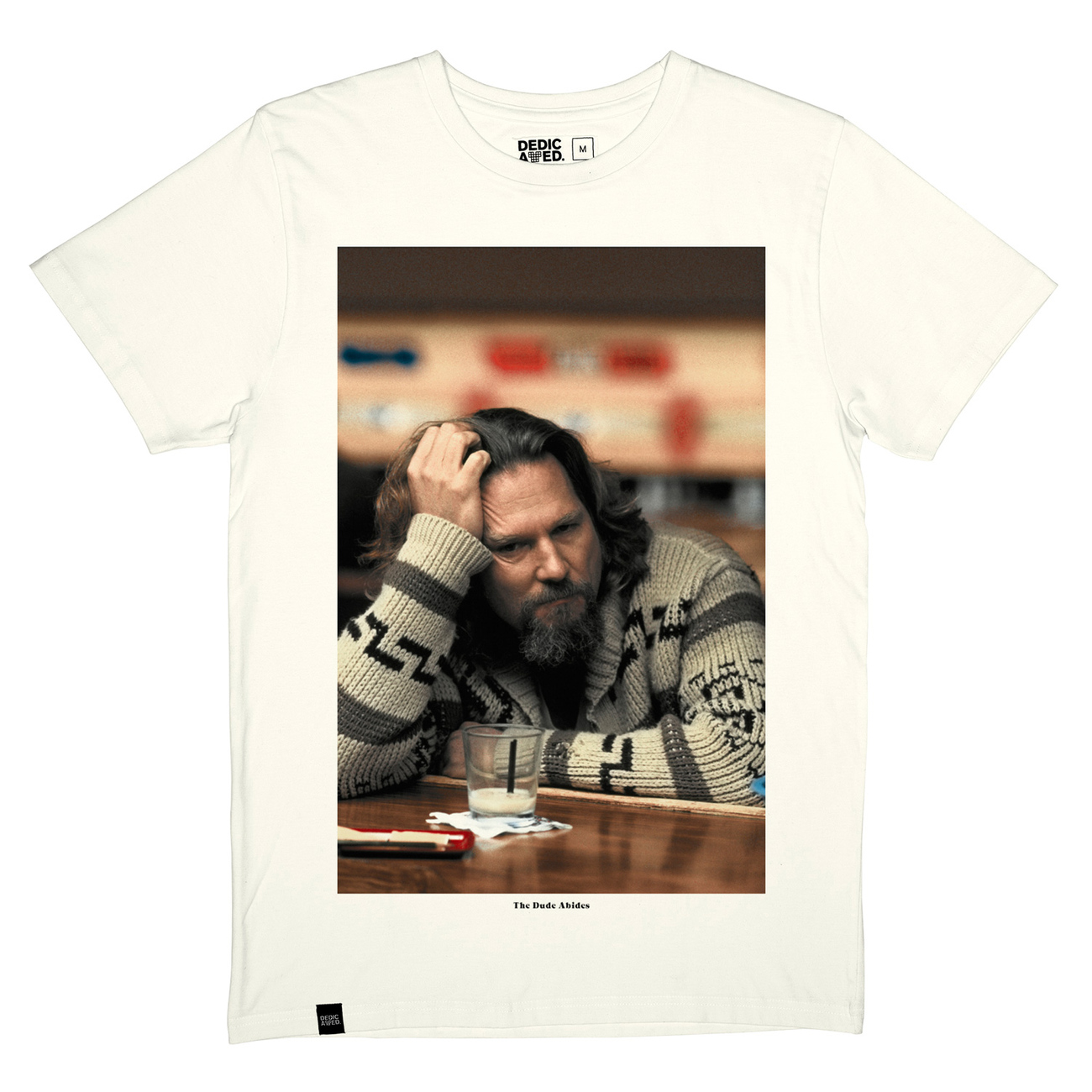 Stockholm T-shirt The Dude
