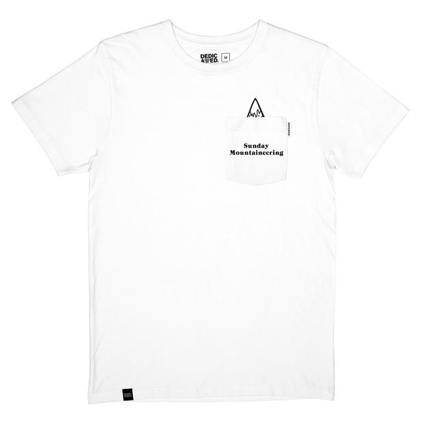 T-shirt Stockholm Pocket Sunday Mountaineering