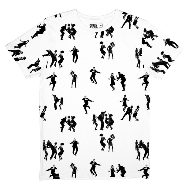 T-shirt Stockholm Dance People