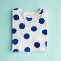 Stockholm T-shirt Big Dots