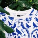 T-shirt Stockholm Blue Birds