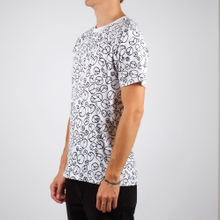 T-shirt Stockholm Peace Pattern
