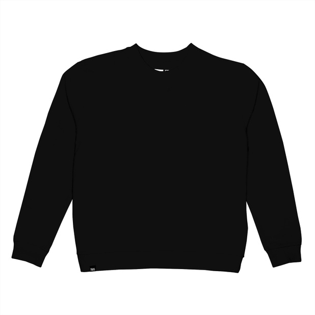 Sweatshirt Ystad Black