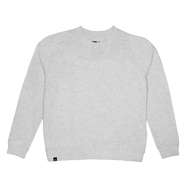 Sweatshirt Ystad Grey Melange