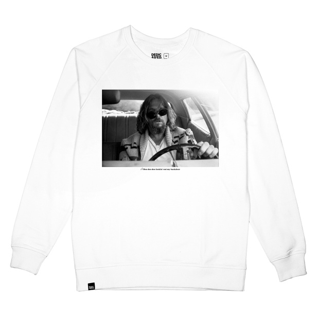 Malmoe Sweatshirt Car Crash
