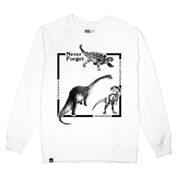 Malmoe Sweatshirt Never Forget