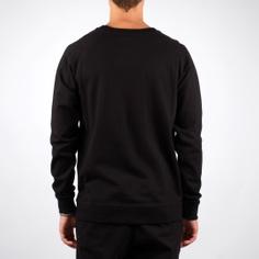Malmoe Sweatshirt Vibes Felt Black