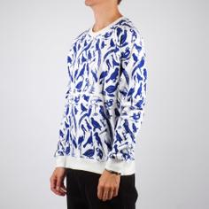 Malmoe Sweatshirt Blue Birds
