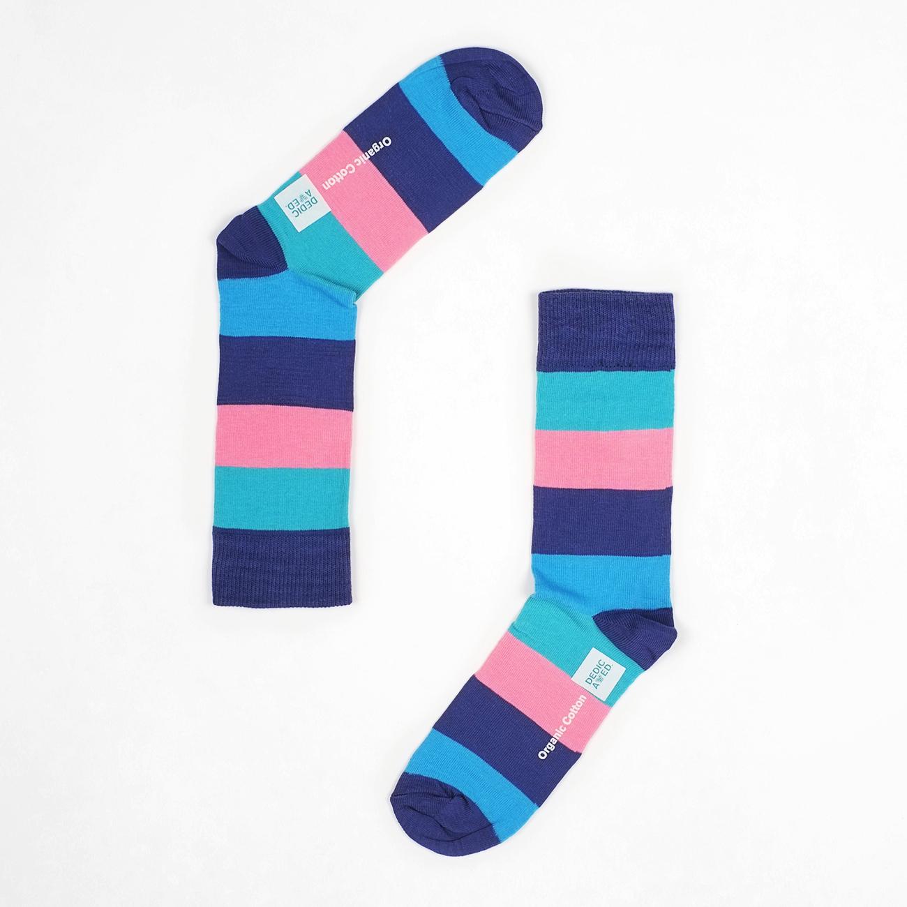 Socks Big Stripes