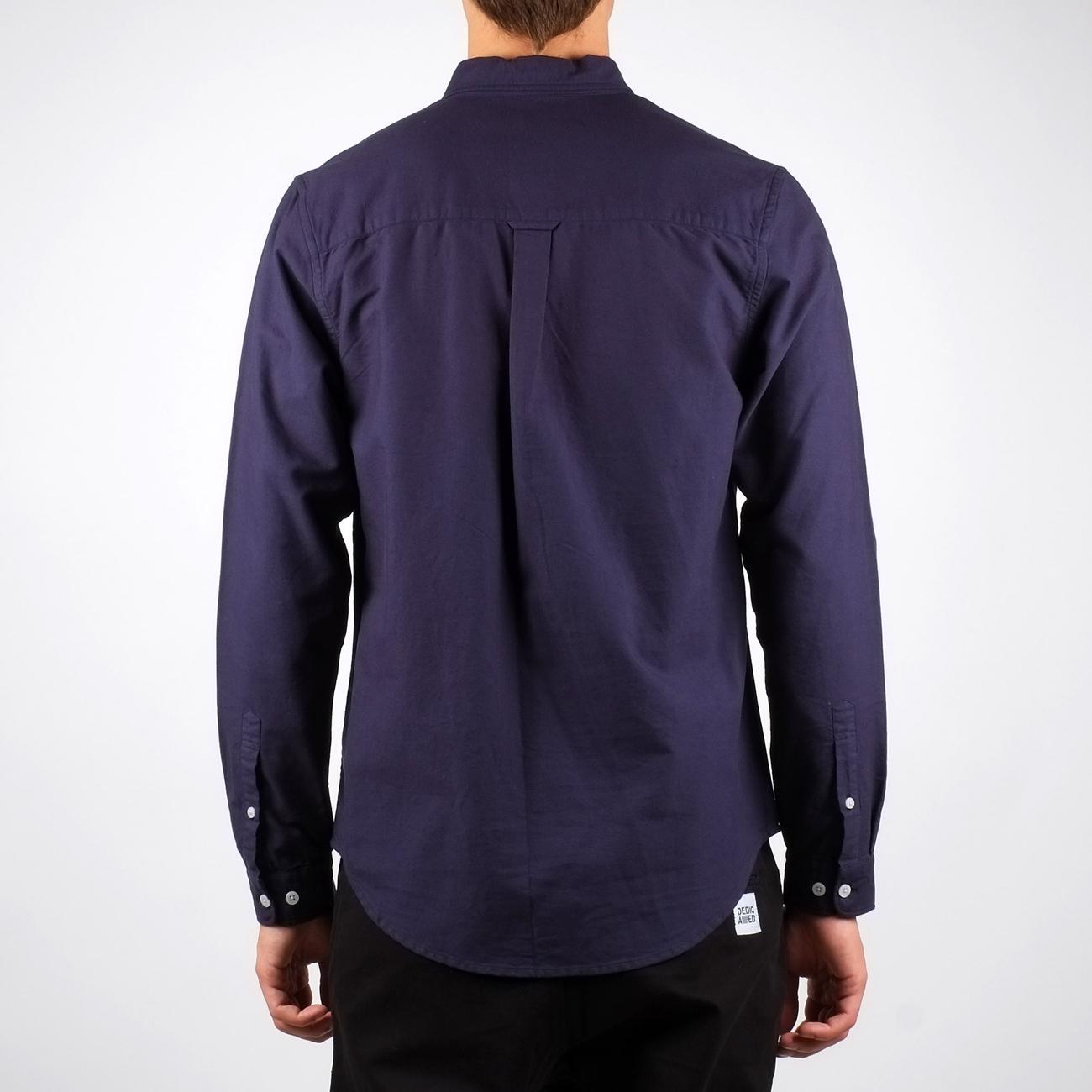 Shirt Varberg Oxford Navy