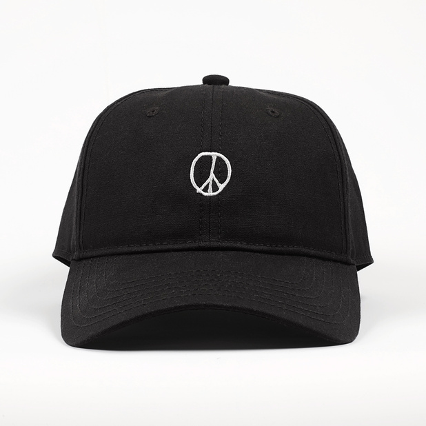 Sport Cap Peace Sign