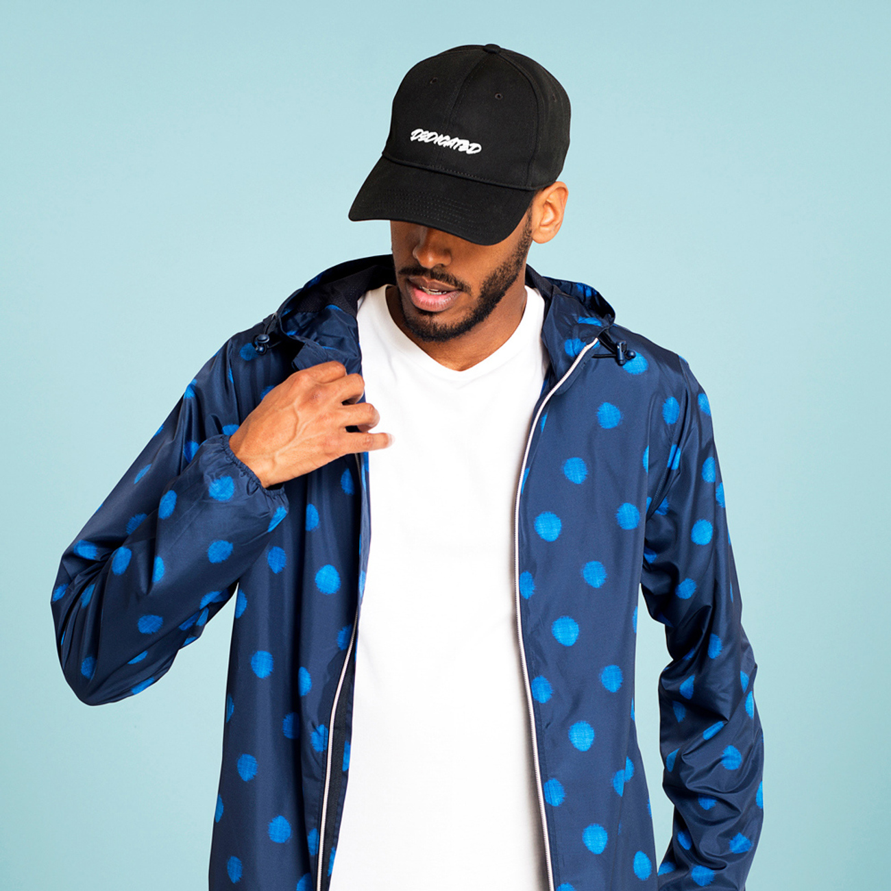 Windbreaker Dots