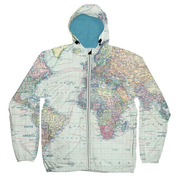 Windbreaker World Map