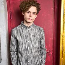 Shirt Varberg Handloom Glitch