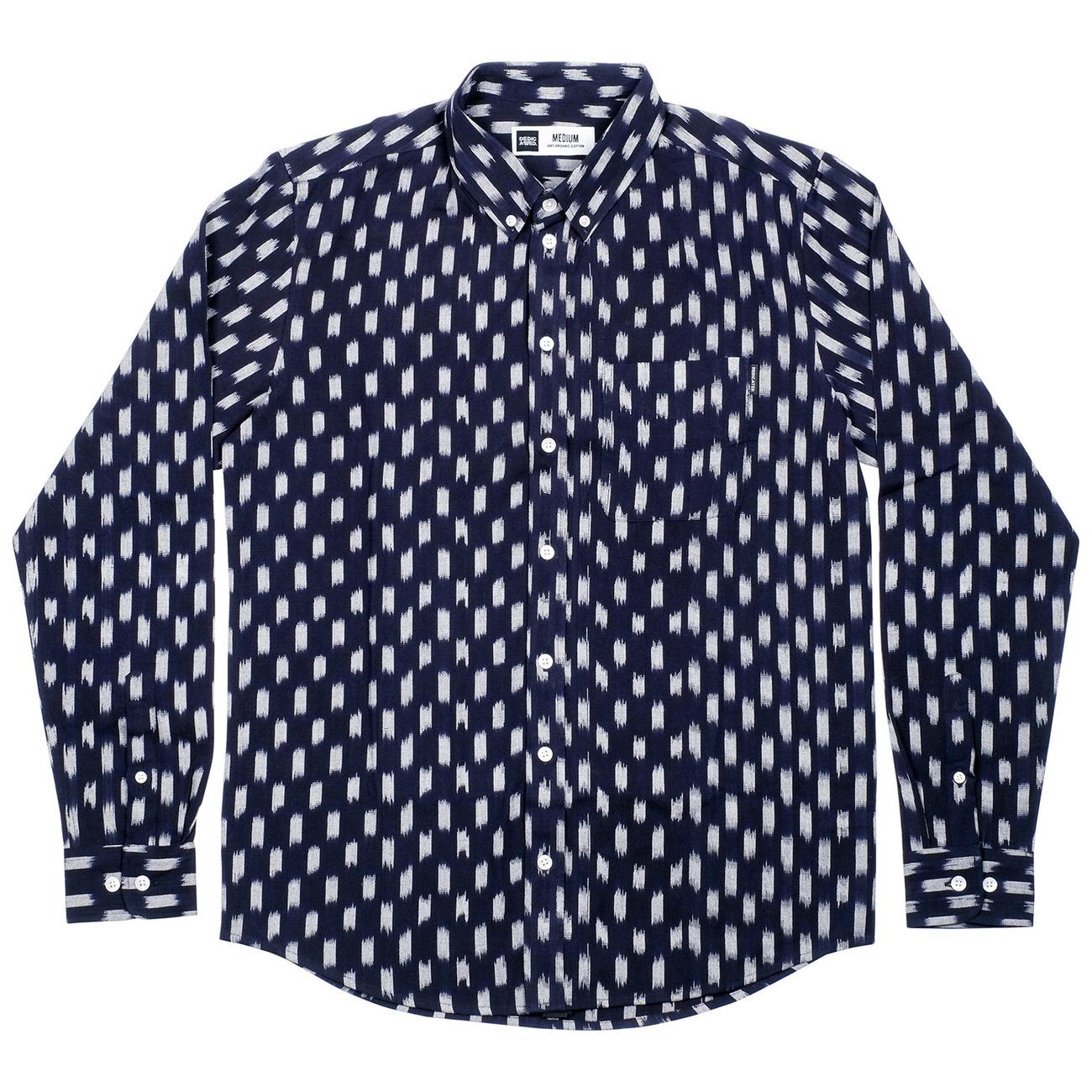 Shirt Varberg Handloom Small Squares