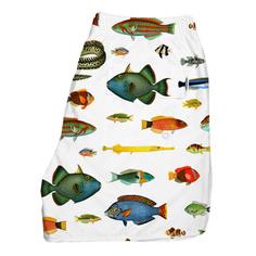 Swim Shorts Tropical Fish