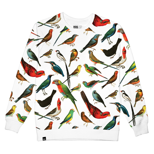 Sweatshirt Malmoe Birds