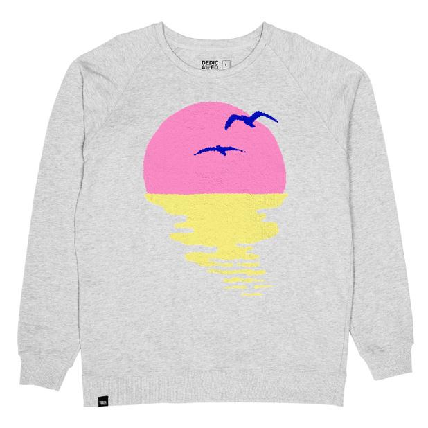 Sweatshirt Malmoe Sunset Chenille