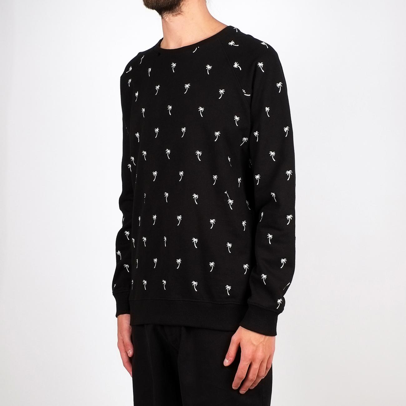 Sweatshirt Malmoe Ditsy Palms