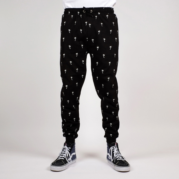 Jogger Pants Lund Ditsy Palms