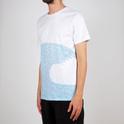 T-shirt Stockholm Word Wave