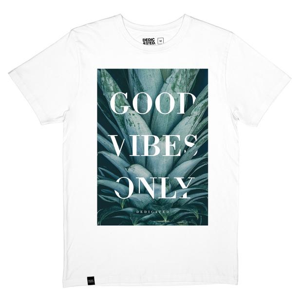 T-shirt Stockholm GVO Pineapple